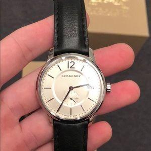 Burberry dress watch